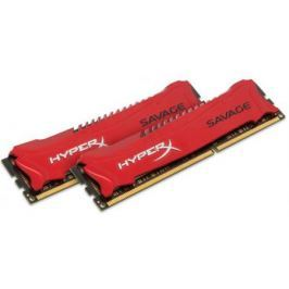 Оперативная память 8Gb (2x4Gb) PC3-12800 1600MHz DDR3 DIMM CL9 Kingston HX316C9SRK2/8 XMP HyperX Savage