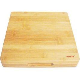 Доска разделочная Bekker BK-9722 30х30x5 бамбук