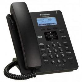 Телефон IP Panasonic KX-HDV130RUB черный