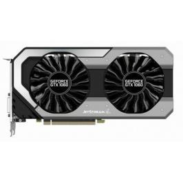 Видеокарта 6144Mb Palit GeForce GTX1060 JetStream PCI-E 192bit GDDR5 DVI HDMI DP PA-GTX1060 Jetstream 6G Retail NE51060015J9-1060J