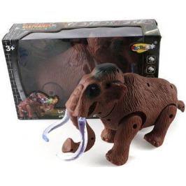 Интерактивная игрушка Shantou Gepai Слон от 3 лет коричневый NY009-A