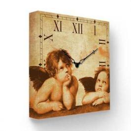 Часы настенные FotonioBox Рафаэль PB-036-35 бежевый