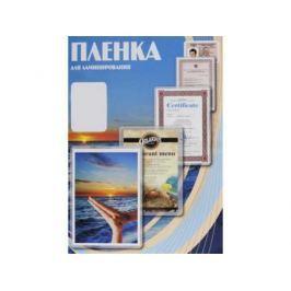 Пленка для ламинирования Office Kit, 250 мкм, A4, 100 шт., глянцевая 216х303 (PLP12123-1)