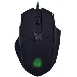 Мышь проводная Oklick 815G чёрный USB
