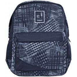 Рюкзак Action! AB11109 серый черный с принтом AB11109