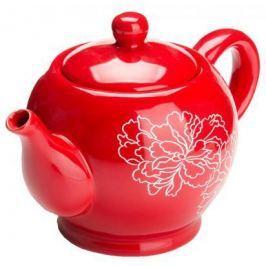 Чайник заварочный Loraine LR-25838 0.95 л доломит красный