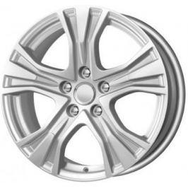 Диск K&K Volkswagen Jetta КС673 7xR17 5x112 мм ET54 Сильвер 67997