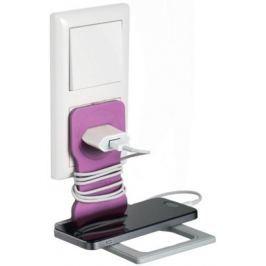 Держатель Durable Varicolor 7735-08 для смартфонов розовый
