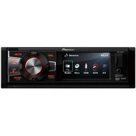 Автомагнитола Pioneer DVH-780AV USB MP3 CD DVD FM 1DIN 4x50Вт пульт ДУ черный