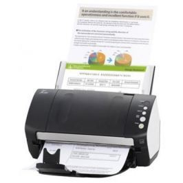 Сканер Fujitsu fi-7140 протяжный А4 600x600 dpi CCD 40ppm USB черный PA03670-B101