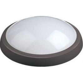 Пылевлагозащитный светодиодный светильник (11137) Uniel 5500K ULW-O04-12W/NW IP65 BLACK