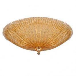 Потолочный светильник Donolux Tesoro di Vetro C110187/3gold