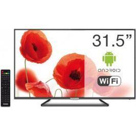 Телевизор Telefunken TF-LED32S39T2S черный
