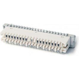 Плинт размыкаемый Hyperline на 10 пар маркировка 0-9 KR-PL-10-BRK-0
