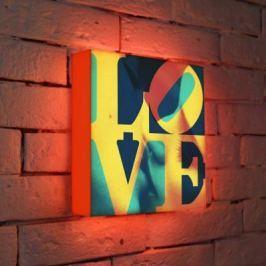 Лайтбокс LOVE 1 25x25-041