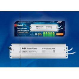 Блок питания для светодиодов Uniel (10591) 200W 8,3мА IP67 UET-VAJ-200B67