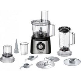 Кухонный комбайн Bosch MCM3501M 800Вт черно-серебристый