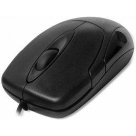 Мышь проводная CBR CM-302 чёрный USB