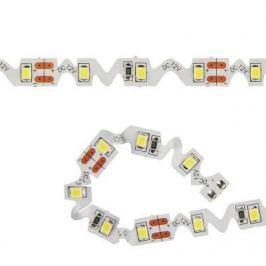 Светодиодная лента (10777) 3M холодный белый 28.8W ULS-Z01 2835-60LED/m-8mm-IP20-DC12V-9,6W/m-3M-DW