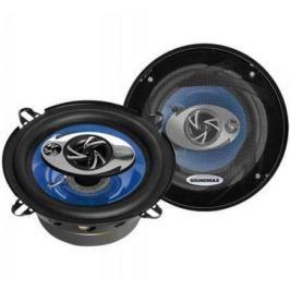 Автоакустика Soundmax SM-CSD503 коаксиальная 3-полосная 13см 60Вт-120Вт