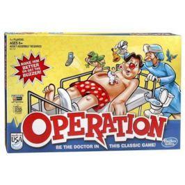 Настольная игра семейная HASBRO Операция обновленная B2176H