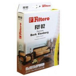 Пылесборник Filtero FLY 02 Эконом 4 шт