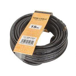 Кабель HDMI 15м VCOM Telecom CG150S-15M круглый черный