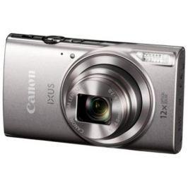 Фотоаппарат Canon Ixus 285HS 20Mp 12xZoom серебристый 1079C001