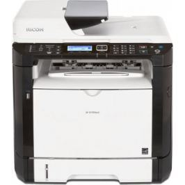 МФУ Ricoh SP 377SFNwX черно-белая A4 28ppm Ethernet Wi-Fi USB 408156