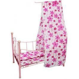 Кроватка для кукол Shantou Gepai PH944 с балдахином