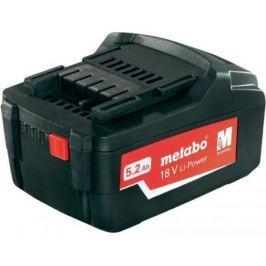 Аккумулятор Metabo 18 В 5.2 Ач LI-Power Extreme 625592000