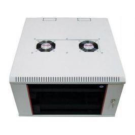 Шкаф настенный разборный 12U ЦМО ШPH-M-12.500 600x520мм дверь стекло
