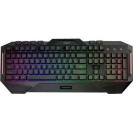 Клавиатура проводная ASUS CERBERUS MKII 90YH0131-B2RA00 USB черный