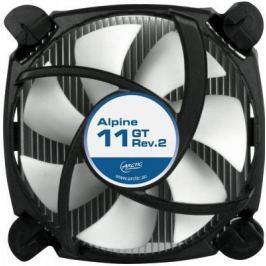 Кулер для процессора Arctic Cooling Alpine 11 GT Rev2 Socket 1156 775 UCACO-AP112-GBB01