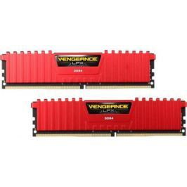 Оперативная память 32Gb (2x16Gb) PC4-19200 2400MHz DDR4 DIMM Corsair CMK32GX4M2A2400C14R