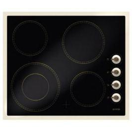 Варочная панель электрическая Gorenje ECK63CLI черный