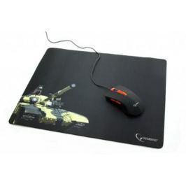 Коврик для мыши Gembird MP-GAME13 с рисунком танк