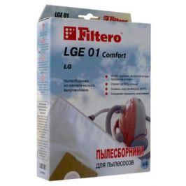 Пылесборники Filtero LGE 01 Comfort 4 шт