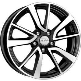 Диск K&K Volkswagen Jetta (КСr699 7xR17 5x112 мм ET54 Алмаз черный [68034] <С>