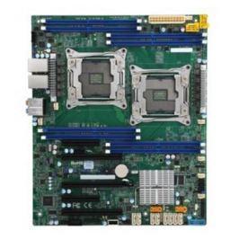 Мат. плата для ПК Supermicro MBD-X10DAL-I-O 2 х Socket 2011-3 C612 8xDDR4 2xPCI-E 16x 2xPCI-E 4x 1xPCI-E 8x 10xSATAIII ATX Retail