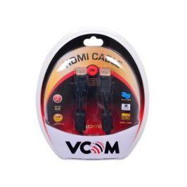 Кабель Vcom HDMI 19M/M ver:1.4-3D, 3m, позолоченные контакты, 2 фильтра <VHD6020D-3MB> Blister