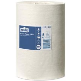 Полотенца бумажные TORK UNIVERSAL 310, с центр. вытяжкой, M1, 1-сл., белые, 21,5смх120м|1 120123/T