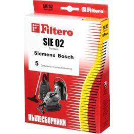 Пылесборник Filtero SIE 02 Standard 5 шт