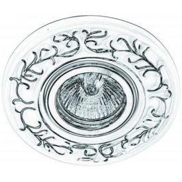 Встраиваемый светильник Donolux N1623-Silver+white
