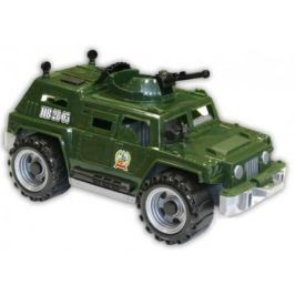 Машина Нордпласт Граница 31.5 см зеленый 239