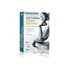 Антивирус Eset NOD32 Smart Security Platinum Edition - лицензия на 2 года (NOD32-ESS-NS(BOX)-2-1)