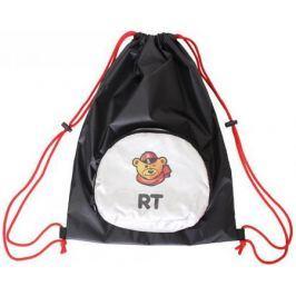 Мешок-рюкзак RichToys на самокат и велосипед - Тигр черный складной