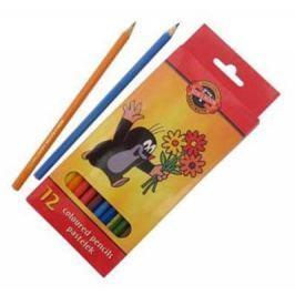 Набор цветных карандашей Koh-i-Noor Крот 12 шт 3652/12 26KS 3652/12 26KS