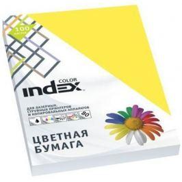 Цветная бумага Index Color IC57/100 A4 100 листов