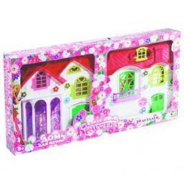 Игровой набор 1Toy Красотка дом для кукол 28 предметов Т56586